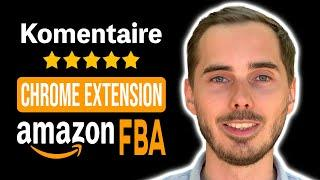 ⭐ Komentaire : Nouvelle Chrome Extension Gratuite pour Amazon FBA